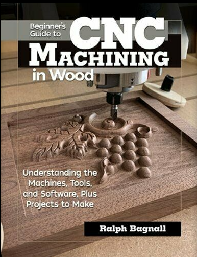 cnc woodworking book image